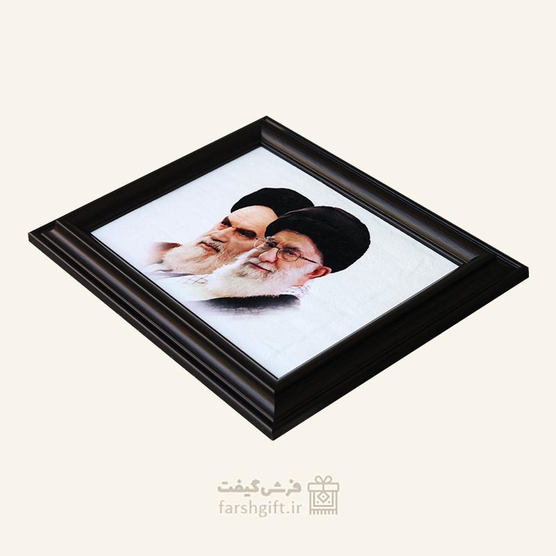 تابلو فرش بنیانگذار و رهبر انقلاب اسلامی